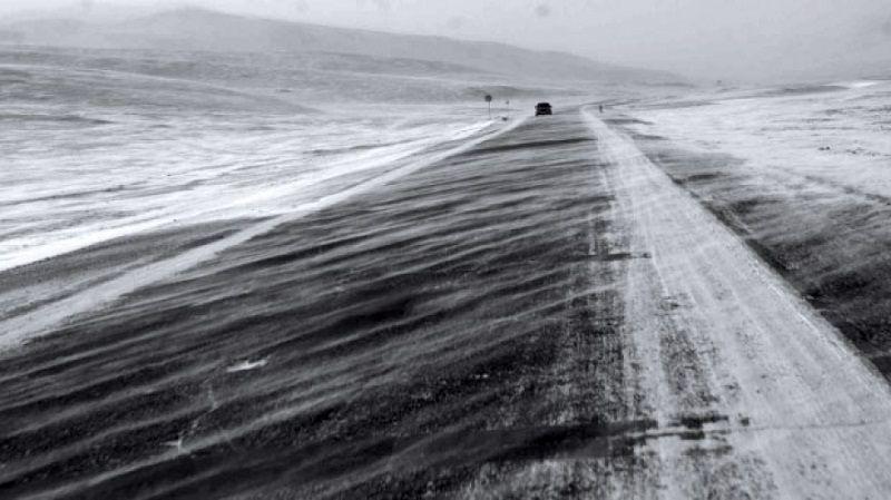 ОБЕГ: Цас орж, явган шуурга шуурах тул холын замд гарахгүй байхыг зөвлөж байна